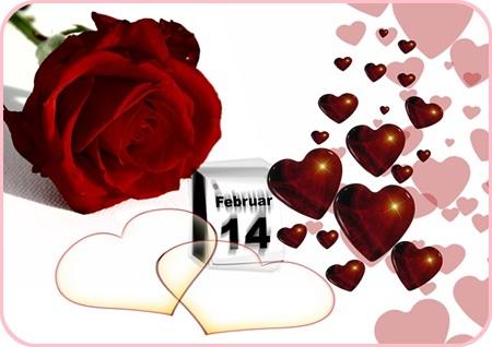 バレンタインデーJ
