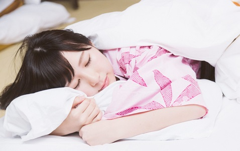 睡眠の質を高めるカギは体温のイメージ画像