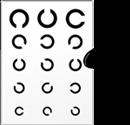 ドライアイに効く目薬眼科検査イラスト