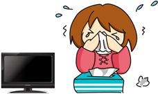 泣くストレス解消法B