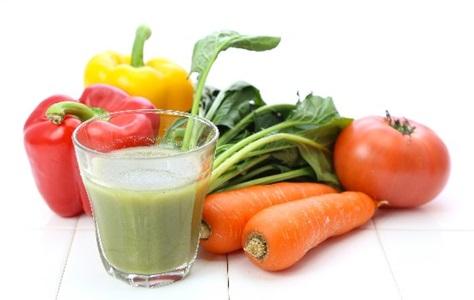 インフルエンザを予防する食べ物の画像