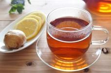 生姜紅茶の画像