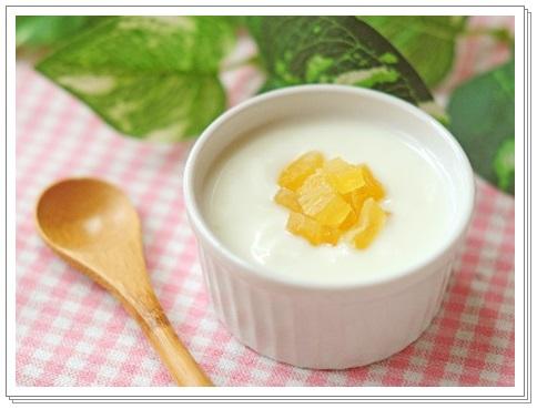花粉症に効く食べ物ヨーグルトA