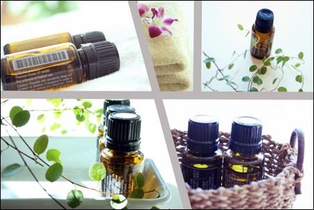 花粉症に効く体質別アロマレシピA