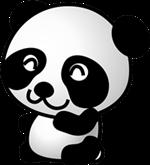 パンダはなぜ白黒模様B