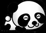 パンダはなぜ白黒模様D