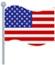 米国の国旗A