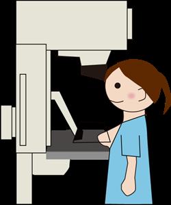 マンモグラフィ検診2