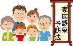 家族感染予防法