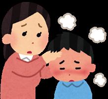インフルエンザと風邪の症状の違いのアイキャッチ画像