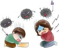 ノロウイルスは潜伏期間にうつるのアイキャッチ画像