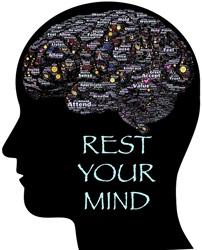脳と心の休養