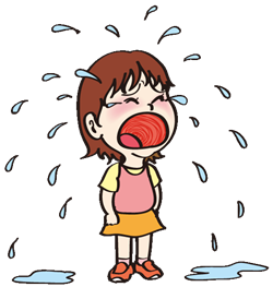 フラッシュバックで号泣するアスペルガー女子