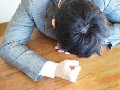 うつ病に苦しむ大人のADHD男性