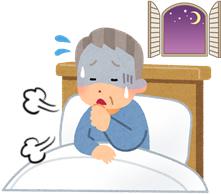 大人喘息の症状のアイキャッチ画像
