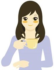 コーヒーで喘息予防