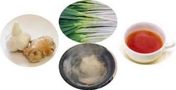 風寒型の風邪に効く食べ物飲み物