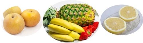 風熱型の風邪に効く食べ物