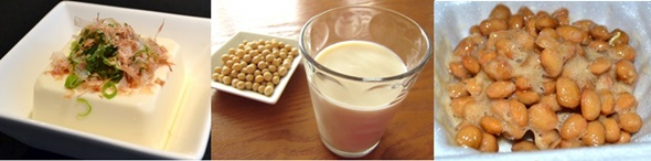 大豆製品の食べ物
