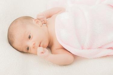 赤ちゃんの画像A