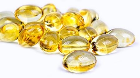 ビタミンDの錠剤の画像