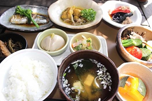 脳梗塞を予防する食事の画像