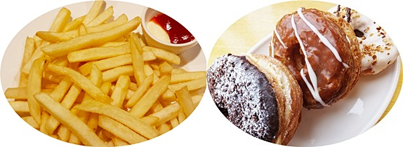 脳梗塞予防のために食べないほうがいい食べ物