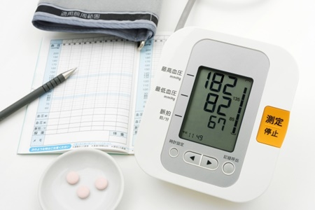 高血圧のイメージ画像A