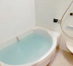 お風呂の湯の画像